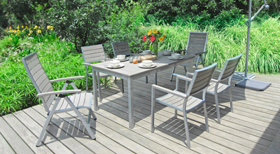 ... SERIES /; OUTDOOR FURNITURE /; STERLING. STERLING