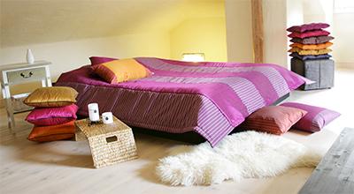 Päevatekid ja voodikatted