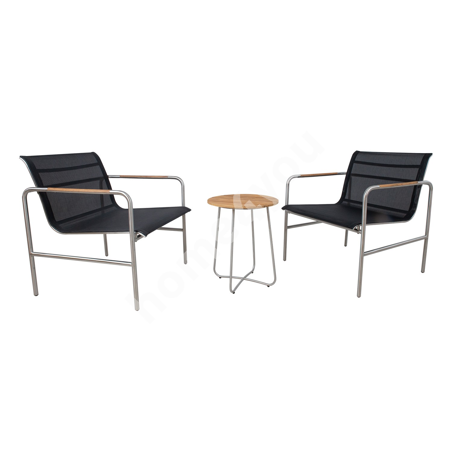 Balcony set TELA table and 2 chairs