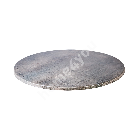 Table top TOPALIT D90cm, color: concrete