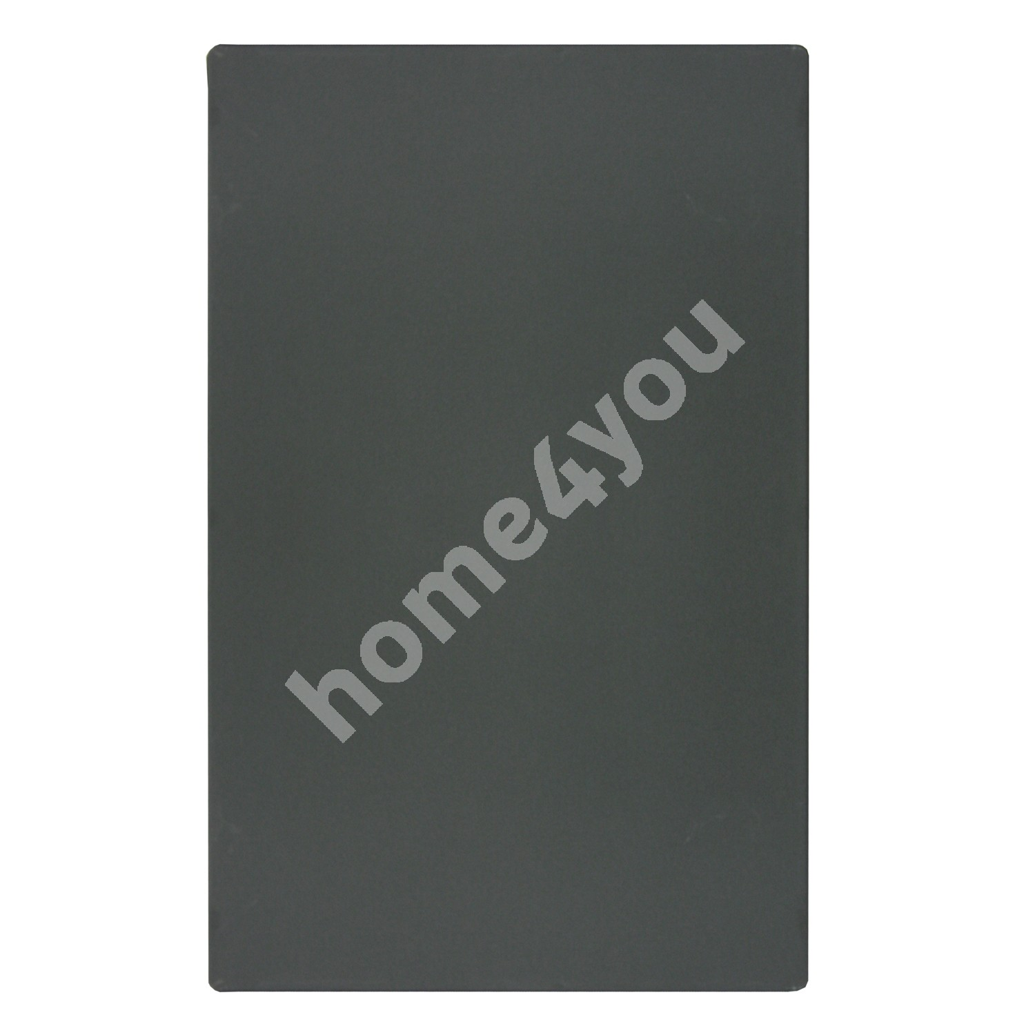 Table top TOPALIT 110x70cm, color: anthracite