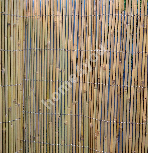 Rull bambusaed IN GARDEN, 1x5m, naturaalne bambus D5/10mm