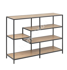 Shelf SEAFORD 114x35xH78cm, oak