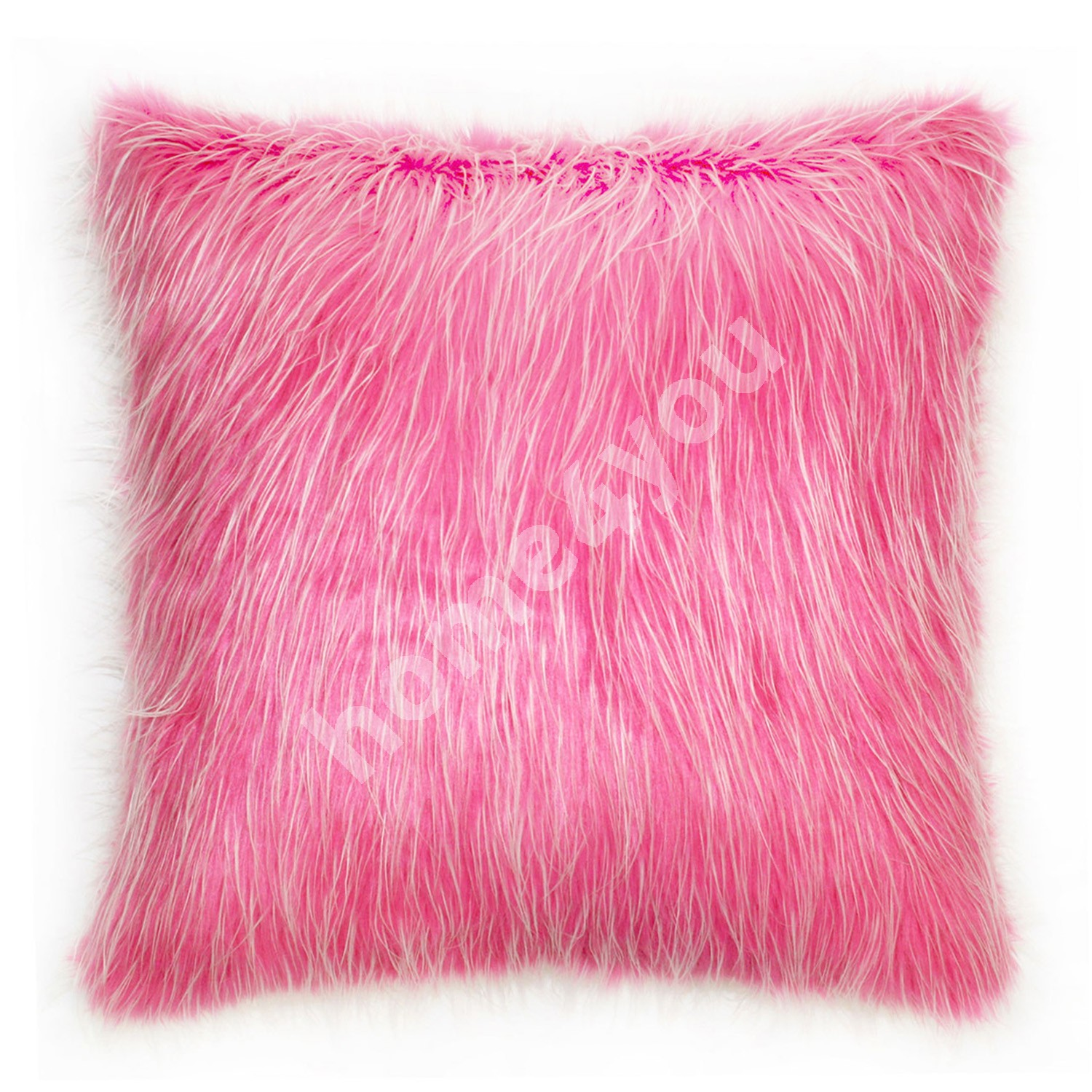 Pillow TREND 50x50cm, 100%polyester, pink