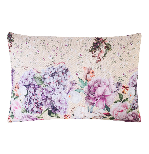 Pillow SHABBY 60x40cm, roses, 100%cotton, fabric-182