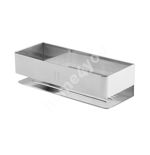 Soap dispencer rack RENTO, 8x5.5x20cm, metal