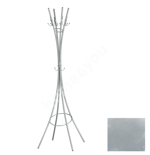 Coat rack LIIVAKELL, 50x183x50cm, aluminum metallic