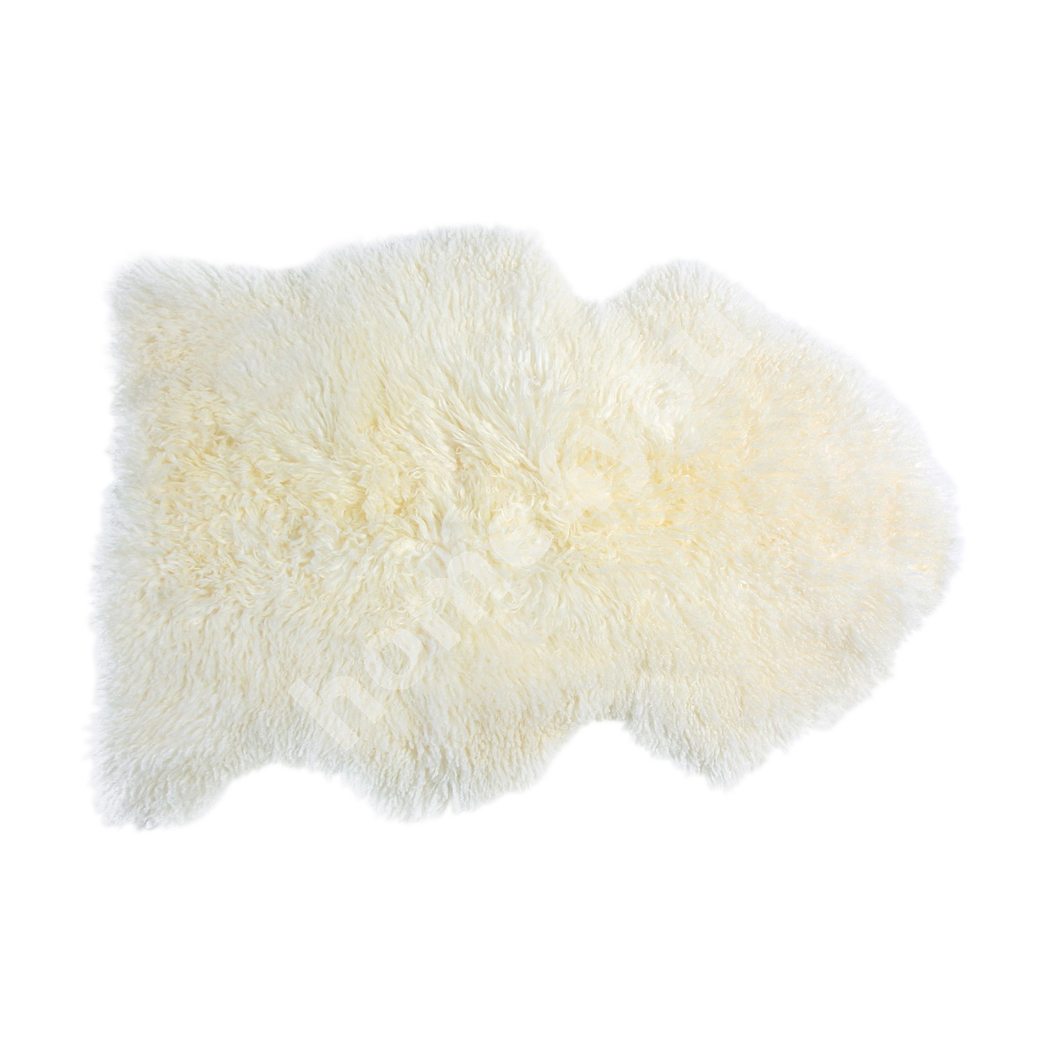 Sheepskin MERINO XL 105-110cm, white