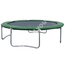 Trampoline D366cm, green pad