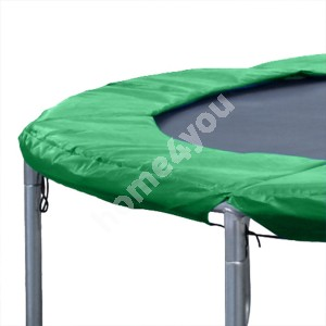 Pad for 426cm trampoline, green
