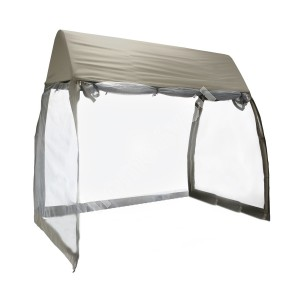 Top cover and mosquito net for hanging hammock SUNDAY 11789