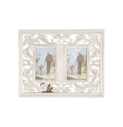 Photoframe 2x SAMIRA WAT, 38×29cm, color: antique white