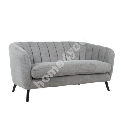 Sofa MELODY 160x88xH76cm, grey
