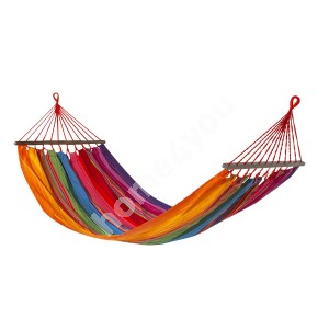 Hammock NIKOLINA red striped
