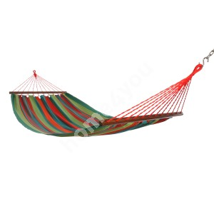 Hammock TEQUILA SUNRISE green striped