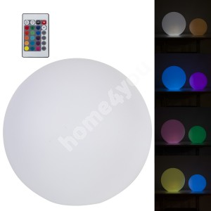 LED light ball NEPTUNE D50cm with remote control