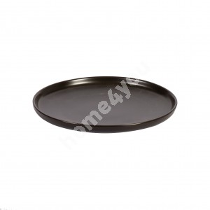 Salad plate HERO, D20cm, black