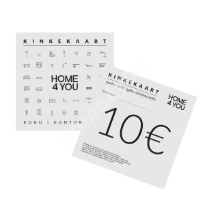 Gift card 10€