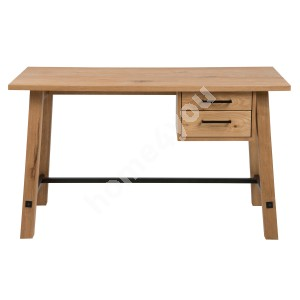 Desk STOCKHOLM with 2 drawers, 130x60xH75cm, oak