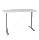 Desk ERGO with 2-motors 140x70cm, white
