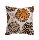 Padi LEOPARD 45x45cm, leopardi muster ringid