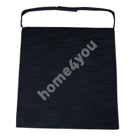 Chair pad WICKER 2-3, 48x46x3cm, must