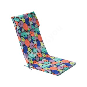 Seat/back cushion SIMPLE 50x120x3cm, fabric: 100% polyester, 123