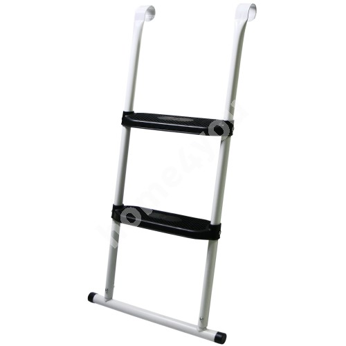 Ladder for trampoline 98x52cm with 2 footplate