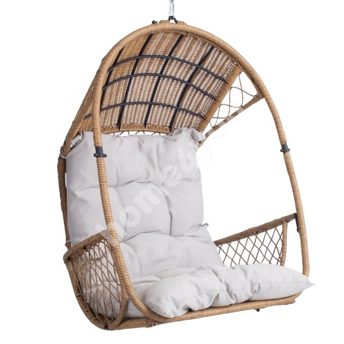 Hanging chair TANJA beige