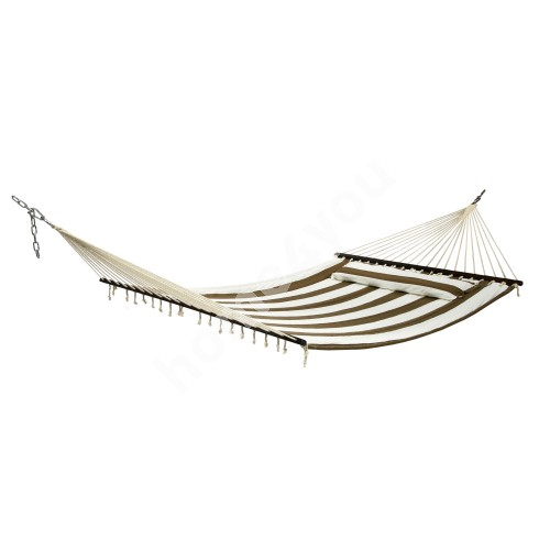 Hammock CARINA, 200x140cm, material: polyester fabric, color: mix colors
