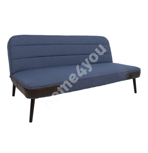 Sofa bed SIMPLE 178x85x82cm, blue