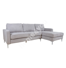 Corner sofa ROLLO RC, beige