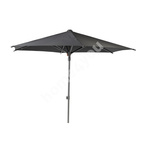 Parasol BALCONY D2,7m dark grey