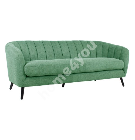 Диван МELODY 204x88xH76см, зеленый