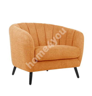 Tugitool MELODY 100x88xH76cm, oranž
