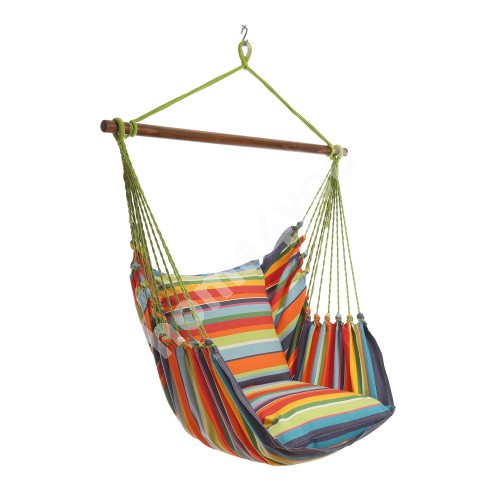 Swing chair HOMAGE TO RAQUEL green