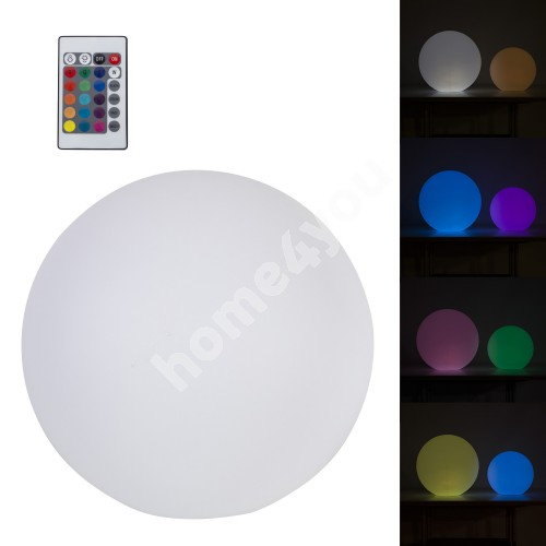 LED light ball NEPTUNE D40cm with remote control