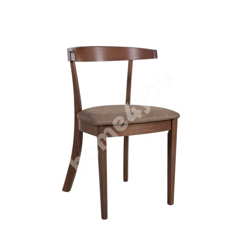 Chair ADELE, light brown