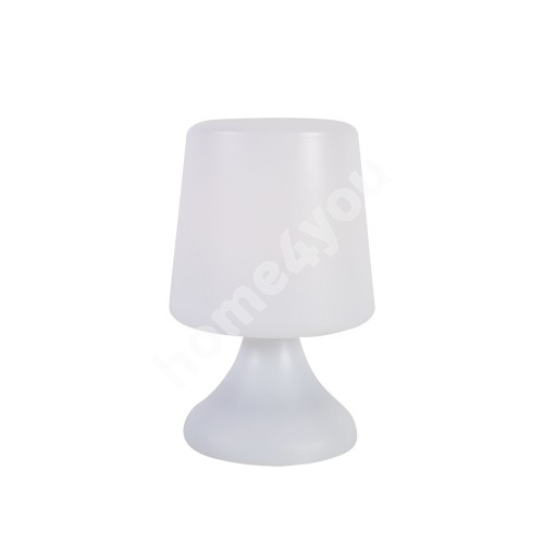 LED mood lighting SIRIUS 16x16xH25cm wireless, IP44