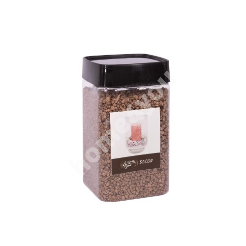 Color sand DECOR, copper, size: 1-2mm, weight: 450g
