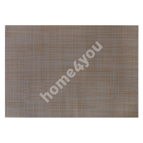 Table mat TEXTILINE 30x45cm, beige