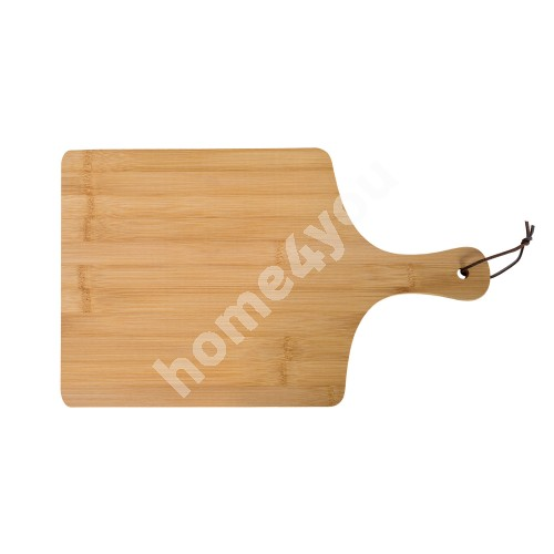 Cutting board BAMBOO HOME 40x24x1cm, bamboo