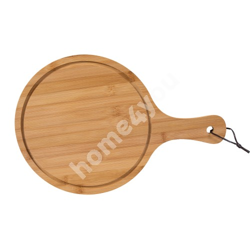 Cutting board BAMBOO HOME, round 45x32cm