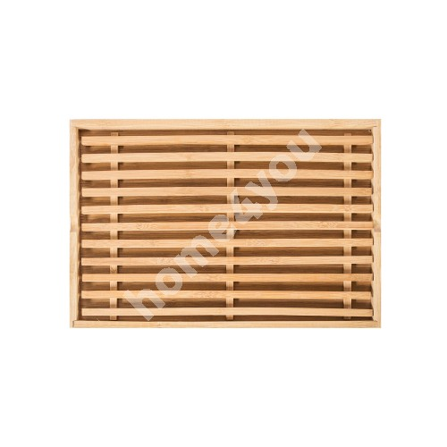Cutting board BAMBOO HOME 22x34x2cm
