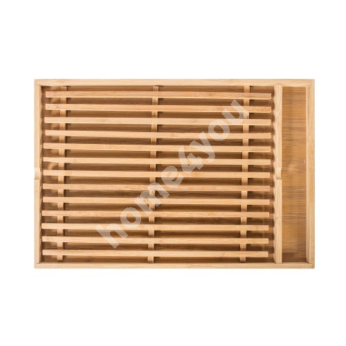 Cutting board BAMBOO HOME 28x40x2cm