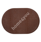 Персонник BOA 30x45см, овальный, коричневый