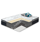 Spring mattress HARMONY DELUX, 160x200xH30cm, in rollbox