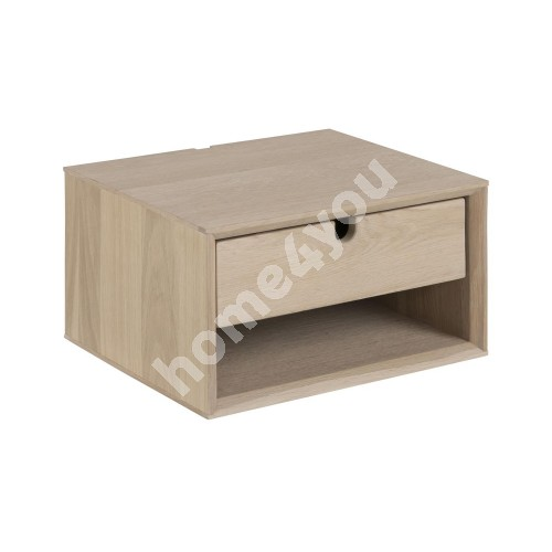 Bed side table CENTURY 37x32xH21cm
