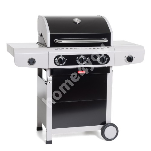 Gas grill BARBECOOK SIESTA 310, black