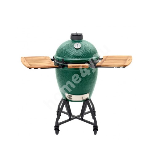 Small Big Green Egg set with Nest and Acacia Wood EGG Mates